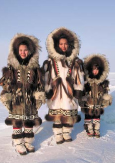 a look at the different subcultures of the inuit people As people travel farther afield, moving from different regions to entirely different parts of the world, certain material and nonmaterial aspects of culture become dramatically unfamiliar what happens when we encounter different cultures.